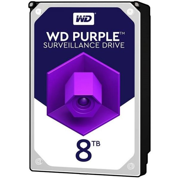 هارد دیسک اینترنال وسترن دیجیتال WD80PURZ