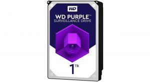 هارددیسک اینترنال وسترن دیجیتال Purple ظرفیت 1 ترابایت WD10PURZ