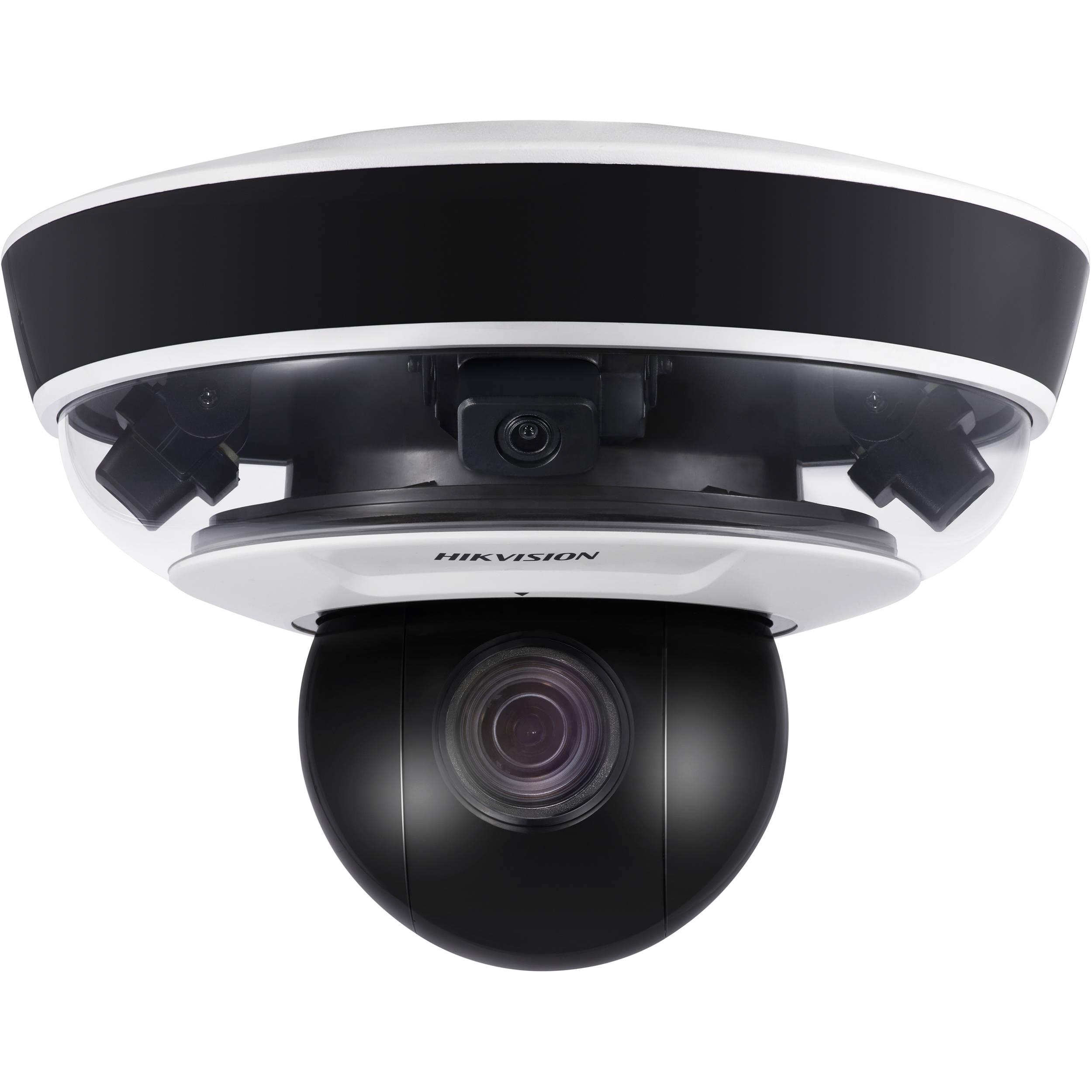 دوربین مداربسته تحت شبکه اسپید دام هایک ویژن DS-2PT5326IZ-DE