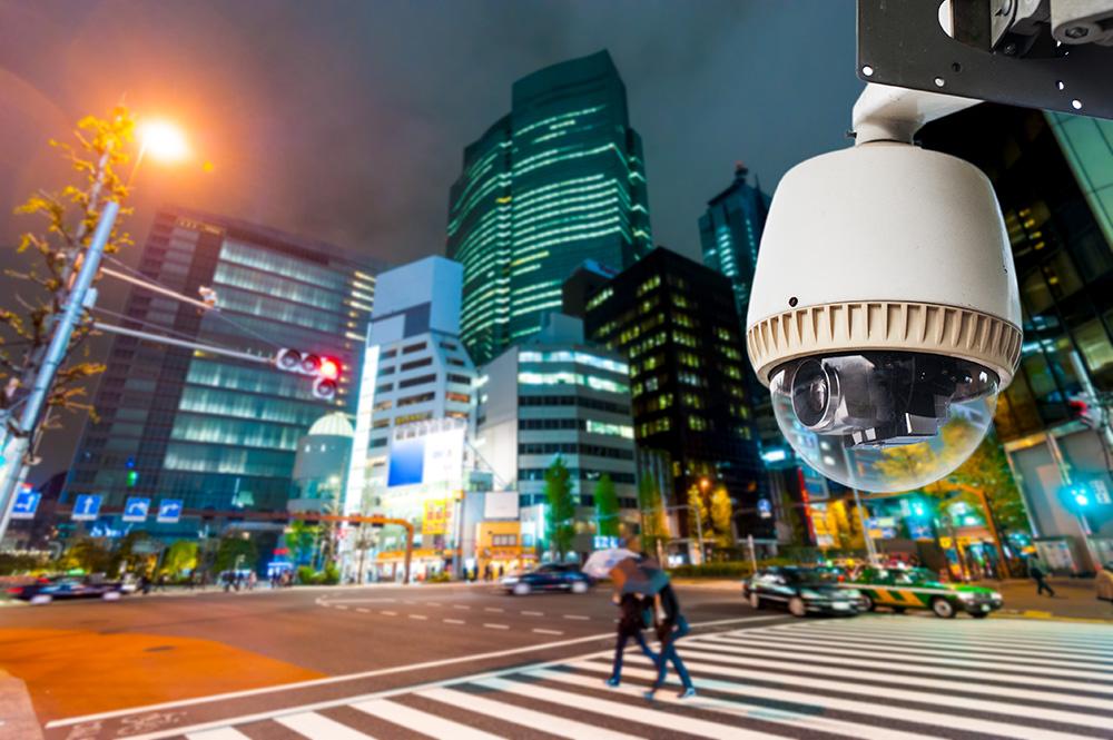 سیستم نظارت شهری