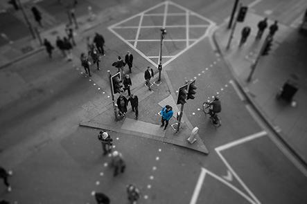 نظارت تصویری شهری