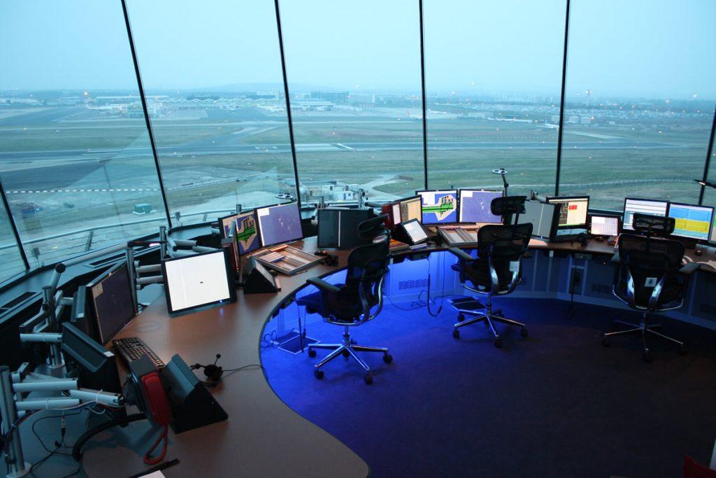 نظارت تصویری در فرودگاه