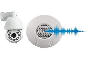 ضبط صدا در دوربین مداربسته