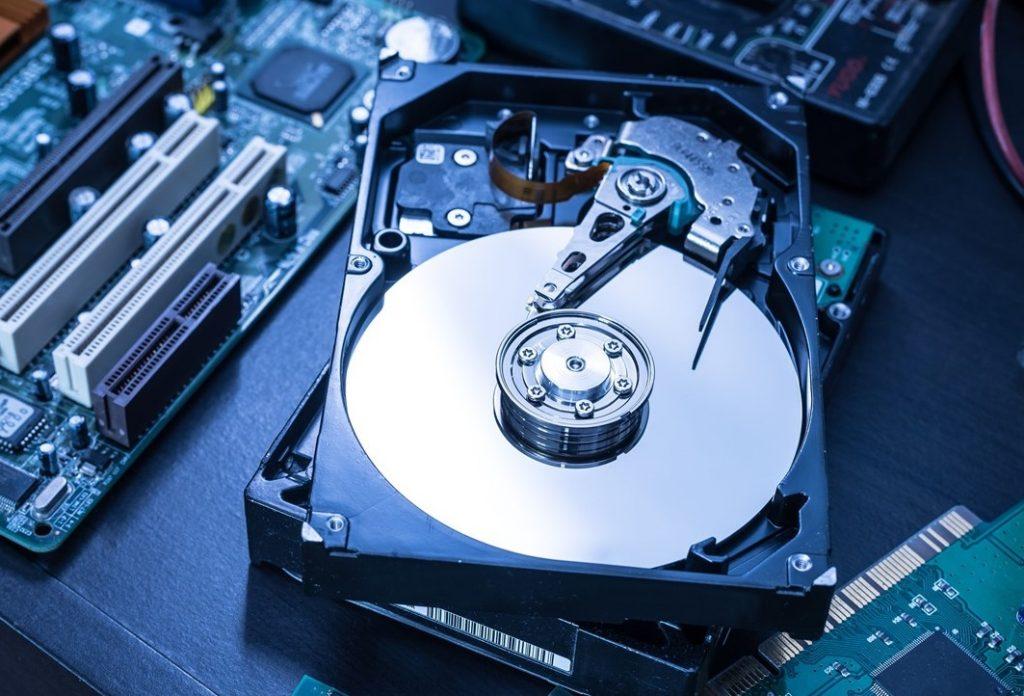 انتخاب هارد دیسک برای سیستم نظارت تصویری