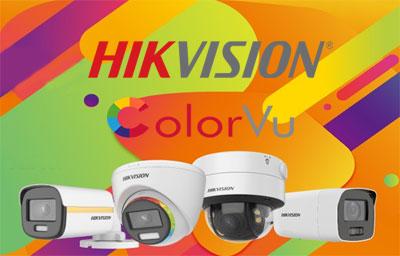 دوربین های ColorVu هایک ویژن / فیلم