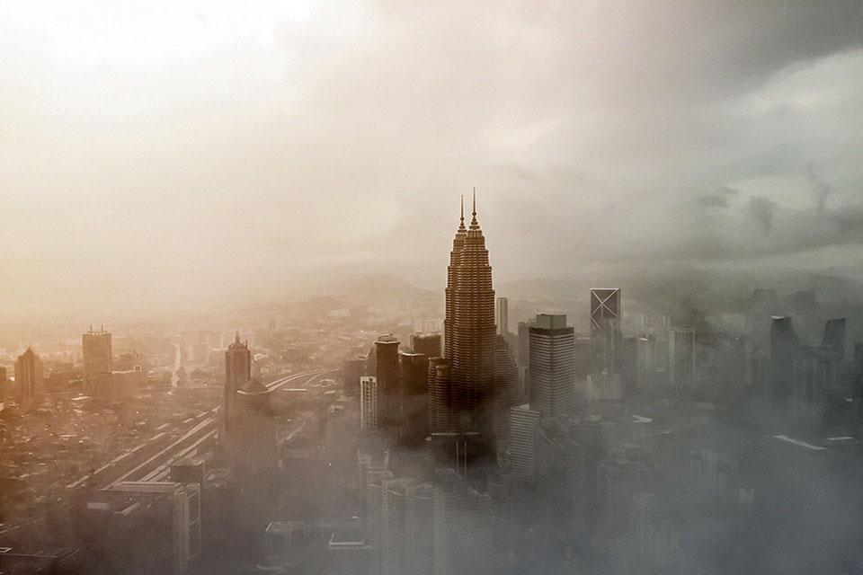 تکنولوژی Defog (مه زدایی) در دوربین مداربسته