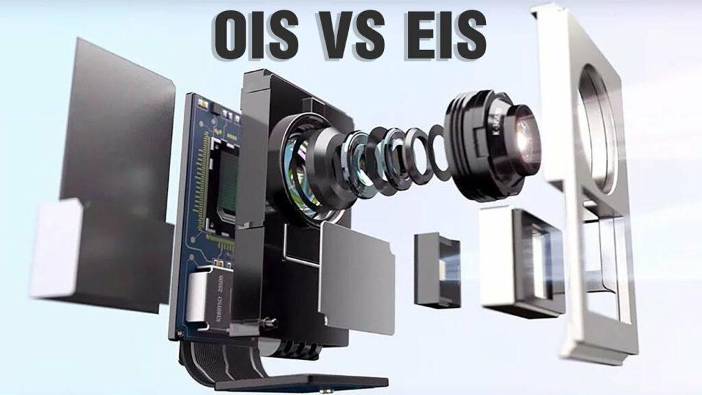 فناوری EIS  و OIS در دوربین مدار بسته