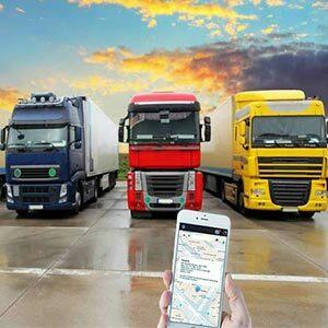 ردیاب خودروهای سنگین و حمل مسافر